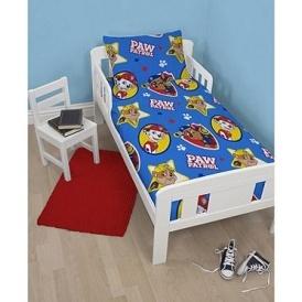 Paw Patrol Junior Bedding Bundle Now £15.40