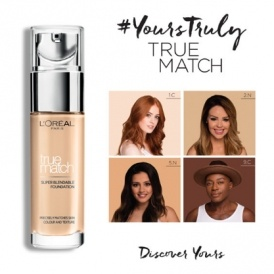 3 L'Oreal True Match Foundation For £15.98
