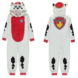 NEW Paw Patrol Marshall Hooded Onesie