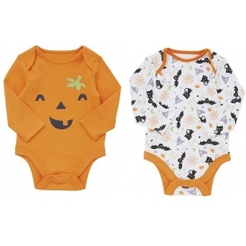 Halloween Baby Bodysuits £1.50