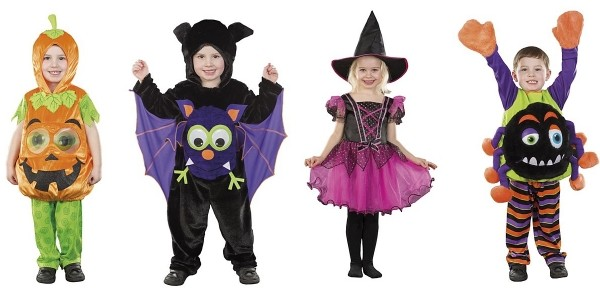 Halloween Costumes From £6 @ Asda George