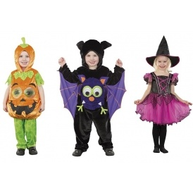 Halloween Costumes From £6 @ Asda