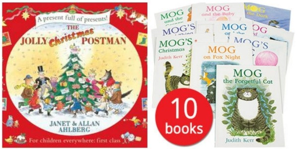 £5 Off Plus FREE Delivery When You Spend £25+ (With Code) @ The Book People