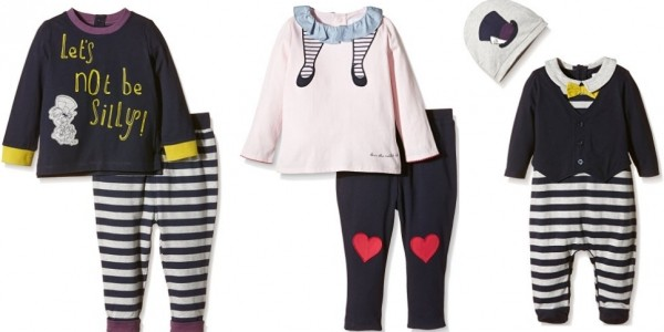 Mamas & Papas Clothing Bargains Inc Alice In Wonderland Range (Extra 20% Off For Prime Members) @ Amazon