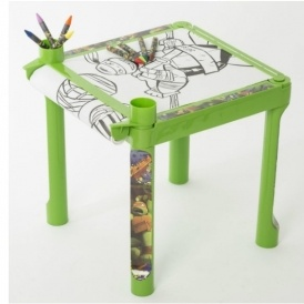 TMNT Colouring Table £8.99 Delivered