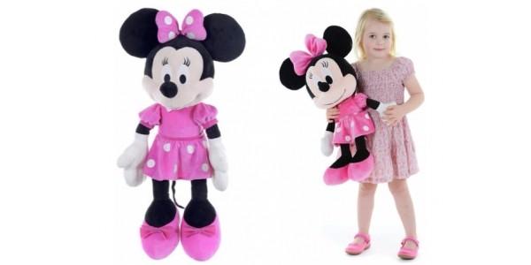Minnie Mouse 20 Inch Plush Soft Toy £10.99 (was £19.99) @ Argos