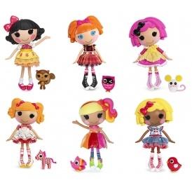 Lalaloopsy Dolls £10