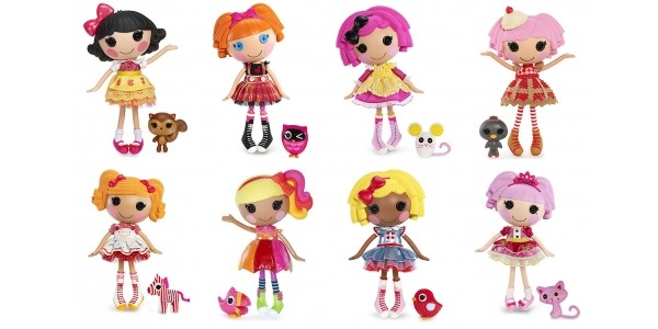 Lalaloopsy 33 cm Dolls £10 (was £27) @ The Entertainer