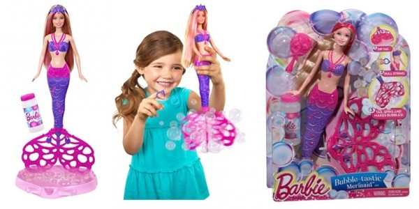 Barbie Bubbletastic Mermaid Half Price @ Very