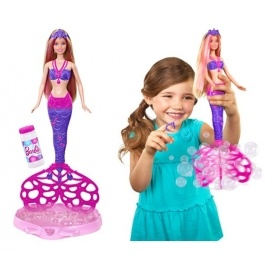 Barbie Bubbletastic Mermaid Half Price