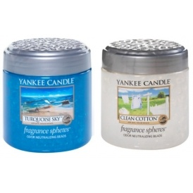 New Yankee Candle Fragrance Spheres