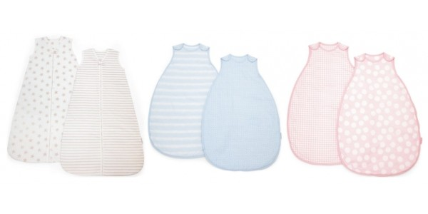 2 Pack Of Dreampod Sleep Bags Now £16 (was £34) @ Mamas & Papas