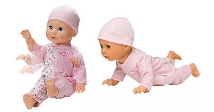 Baby Annabell Learn To Walk Doll £34.99 @ Argos