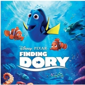 Pre-Order Finding Dory DVD £9.99