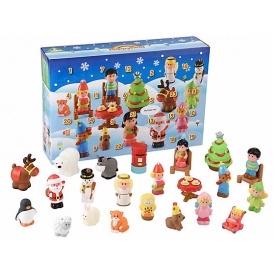 Happyland Christmas Advent Calendar @ ELC
