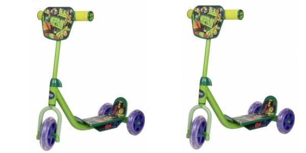 Teenage Mutant Ninja Turtles 3 Wheeled Scooter £12.99 @ Argos