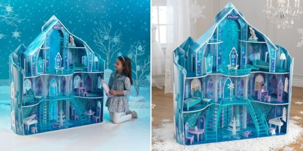 KidKraft Disney Frozen Snowflake Mansion Dollhouse & Furniture £129.99 Delivered @ Costco