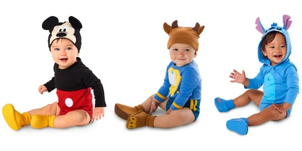 Disney Character Baby Bodysuits @ Disney Store