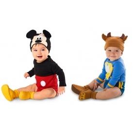 Disney Character Baby Bodysuits