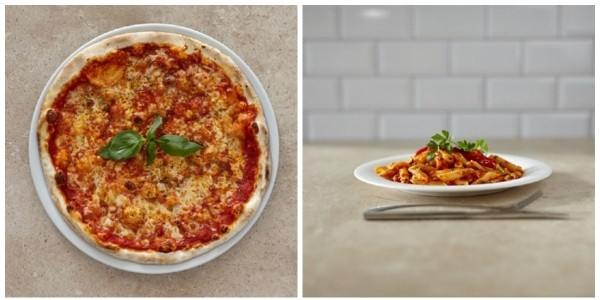 Three Course Meal with Glass of Wine for Two at Prezzo/Zizzi £20 (With Code) @ Buyagift