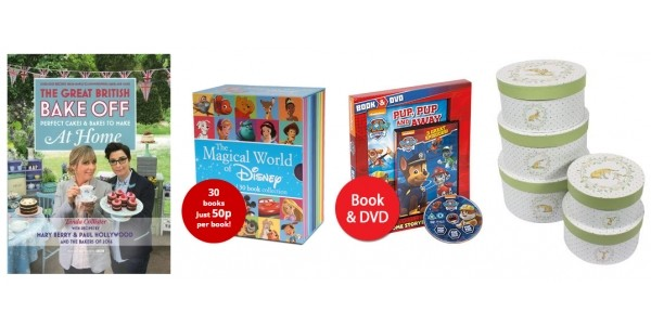 Up To 86% Off Flash Sale @ The Book People