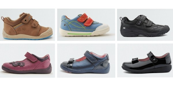 Startrite Shoes Clearance Event Now On