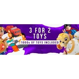 3 for 2 On Toys @ Argos