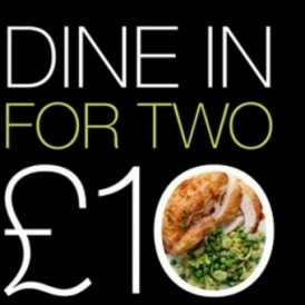 Dine In Meal Deal With Wine £10