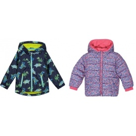 30% Off Ladies & Kids Coats and Jackets