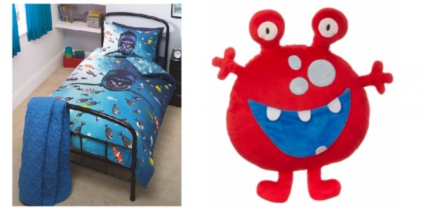 Children's Room/Bedding Reductions @ Asda George
