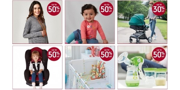 Mothercare Sale Preview Now Online