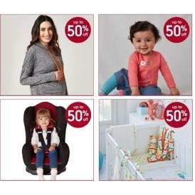 Mothercare Sale Preview