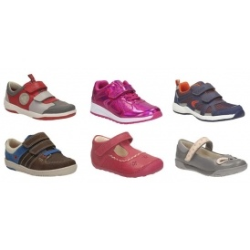 Save Up To 30% Off Selected Shoes @ Clarks