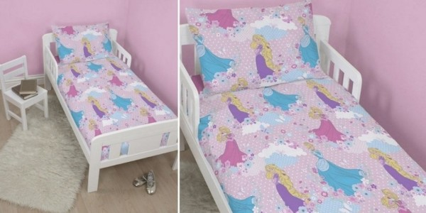 Disney Princess Single Duvet Cover £6 With Free Delivery @ Tesco eBay
