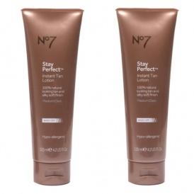 Less Than Half Price No7 Instant Tan
