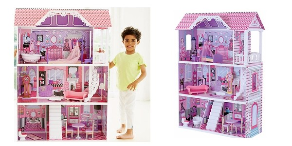 Half Price Luxury Manor Doll House (With Code) @ Early Learning Centre