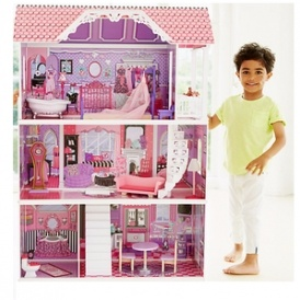 Half Price Luxury Manor Doll House @ ELC
