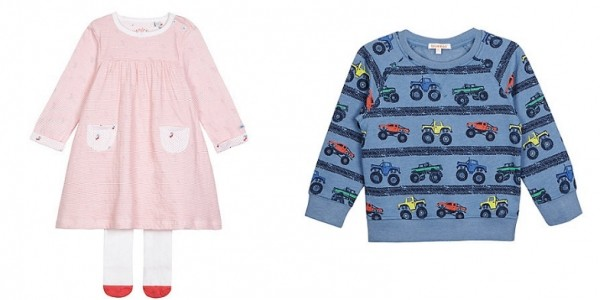 Up To 40% Off Selected Children's Clothes @ Debenhams