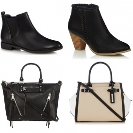 40% Off Ladies Boots & Handbags Today Only