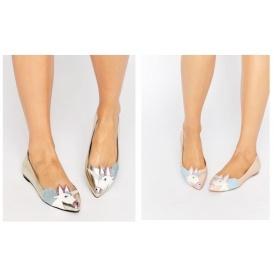 Unicorn Ballet Flats Shoes £25 @ ASOS