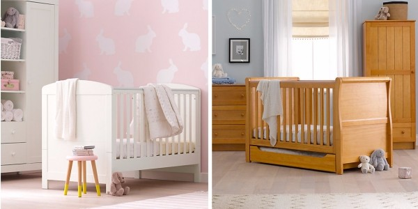 FREE Mattress Worth £90 With Any Mothercare Cot Bed