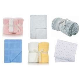 Essential Nursery Items 3 for £18