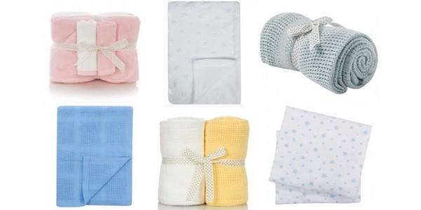 Essential Nursery Items 3 for £18 @ Asda George