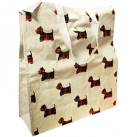 Scotty Dog Shopper Bags 80p