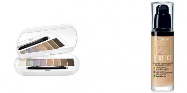 Two Bourjois Eyeshadow La Palette Les Nudes The Price Of One @ Superdrug