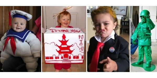 20 Of The Best Kid's Halloween Costumes EVER!