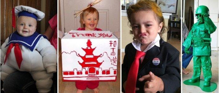 20 Of The Best Kids Costumes EVER!