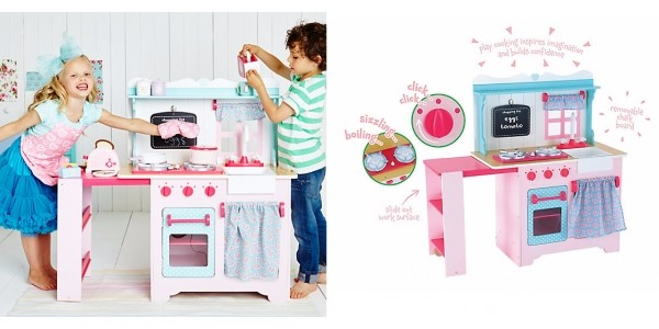 Offer Stack: Wooden Farmhouse Kitchen Half Price + 3 for 2 @ Mothercare
