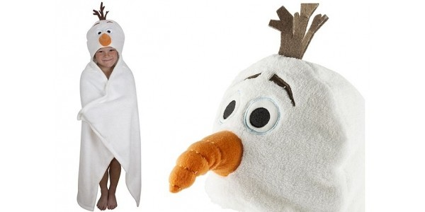 Disney Frozen Olaf Cuddle Robe £5 @ Tesco Direct