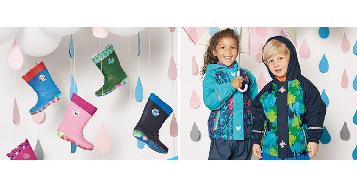 Children S Rainwear Bargains Lidl